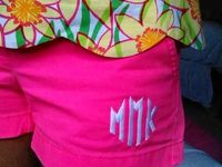 Monograms and Crafts