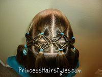 Hair ideas for Bug