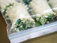 Recipes (freezer meals)