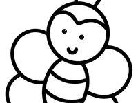 64 meilleures images du tableau coloriages petits coloriage enfant coloriage 3 ans et - Coloriage fleur tps ...