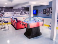 I've always wanted a game room or media room. So......Here are some of my rooms!!....lol....