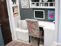 Small spaces / Decorating