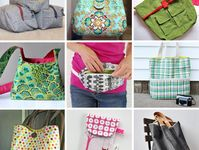 Sewing bags & purses