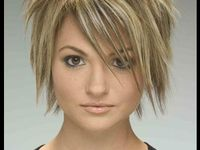 A gallery of  short hairstyles updated regularly with the latest short haircuts.