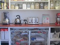 Creative and practical ways to get organized. For even more ideas, visit FamilyShare.com!
