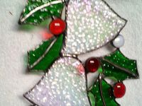 Stain Glass Christmas, Winter