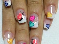 uñas manicure
