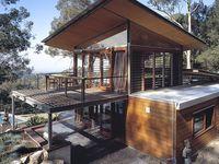 Domeček snů (Wood House)