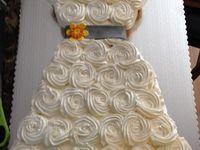 Cupcake Wedding Dress Ideas
