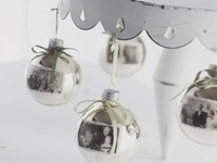 Christmas ornament and decor inspiration