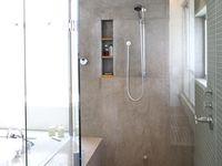 bathroom & powder