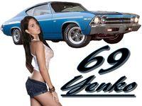 Chevelle And Girls On Pinterest Chevrolet Chevelle