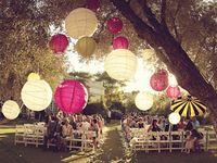 Allerlei: Ceremony Decoratios/Backdrops