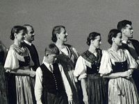 Von Trapp-real sound of music family