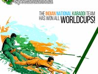 It Is Believed That Kabaddi Was Played In India As Far Back As 4000 Years Kabaddi Is The Only Sport In Which Th Kabaddi World Cup Berlin Olympics Olympic Logo