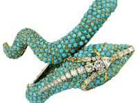 Jewelry: Victorian Turquoise