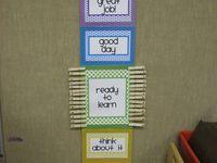 Teaching/classroom