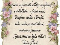 citáty a básničky