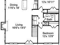 HOME: Small Floor Plans