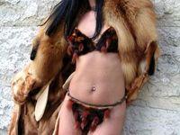 Did not eva mendes fur bikini