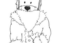 Christmas Coloring Pages and Graphics