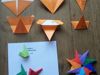 Origami and Paper