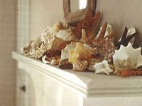Love living at the beach...we collect shells, driftwood, sea glass..peace and tranquility!