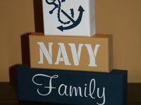 Proud U.S. Navy Mom