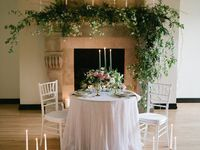 40 Romantic Dinner Tables Ideas Wedding Decorations Wedding Table Wedding Centerpieces