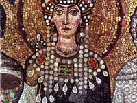византийский костюм
