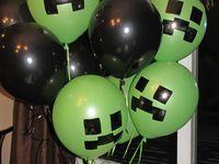 Kaedin's Minecraft party