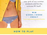 Boden's Pin it to Pack it Competition
