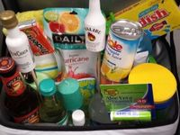 Top 25 Ideas About Cooler Gift Baskets On Pinterest
