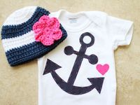 Adorable Nautical Clothes I Want for Ryleigh