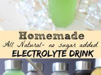 electrolyte drinks