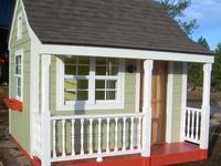 My dream playhouse