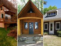 About Tiny Houses On Pinterest Square Feet Rustic And Tiny House