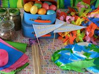 With a growing family, I am always on the look out for fun kid friendly party ideas.