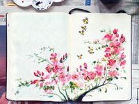 Лучших изображений доски «painting»: 45 | Paintings, Art ...