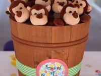 C's Tutu Monkey Party