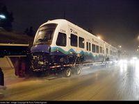 Sound Transit Sounder 909 F59phi Commuter Train Light Rail Train Engines