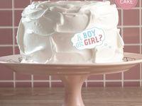Baby shower cake inspiration / Beautiful baby shower cakes!