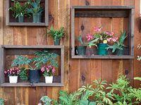 Jardines, terrazas, paisajismo, jardinería, detalles