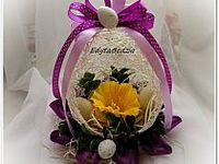 ... on Pinterest | Chicken eggs, Wildflower centerpieces and Easter decor