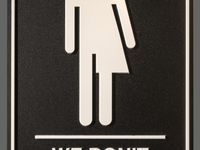 17 images about gender neutral bathroom signs on - Why should we have gender neutral bathrooms ...
