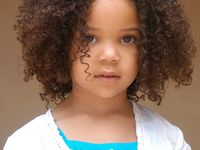 Natural Hairstyles for Girls