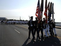 memorial day color guard