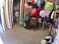 Studio Inside-Backdrops-Props and Storage