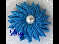 зефирки: лучшие изображения (78) | Fabric flowers, Cloth flowers ...