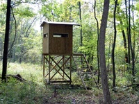 22 Best Images About Hunting Blinds On Pinterest